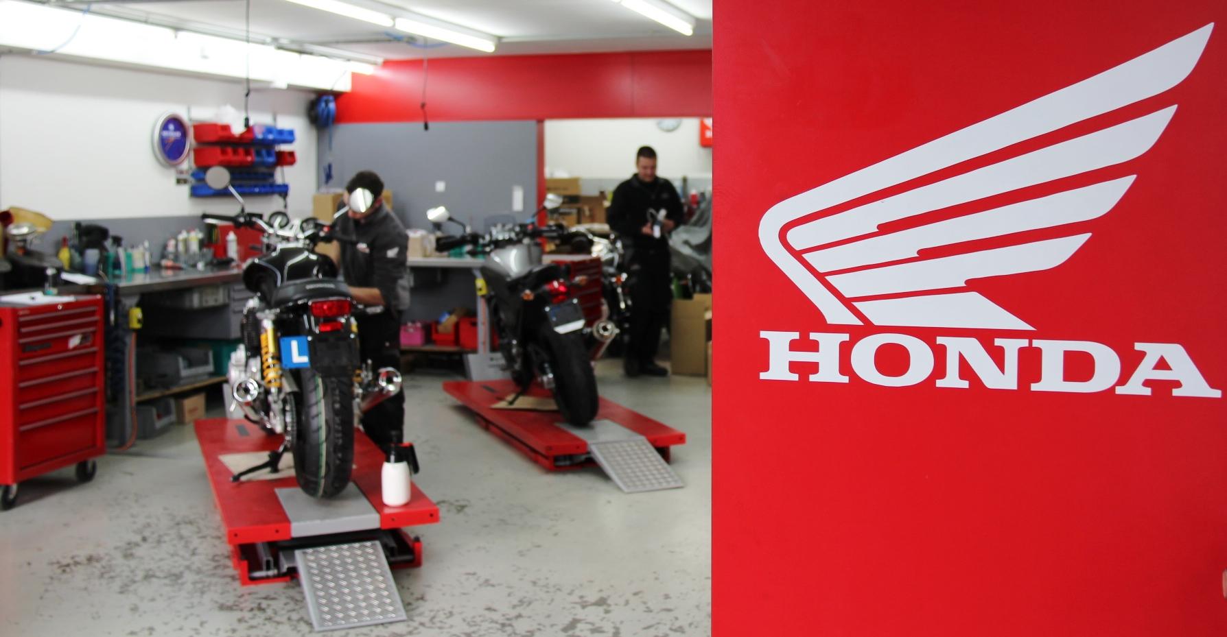 Werkstatt und Dienstleistungen joho motosport ag
