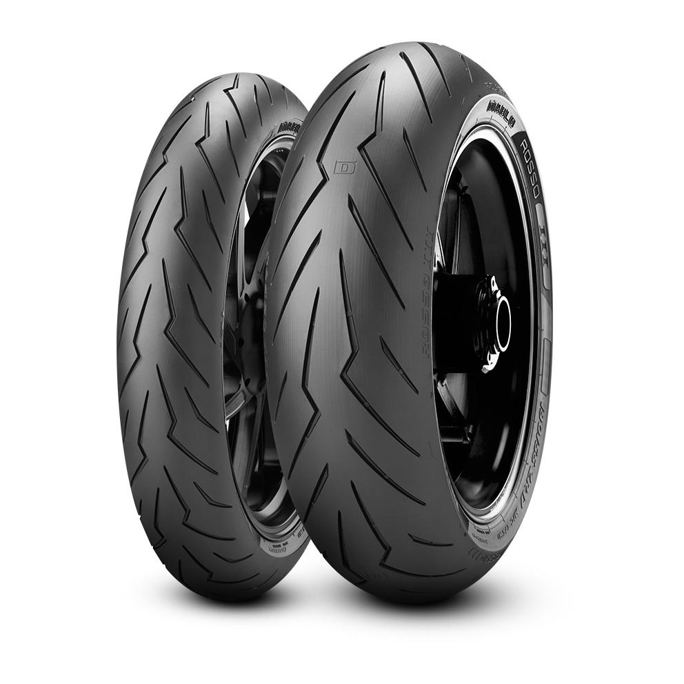 Reifen Pirelli Diabolo Rosso bei joho motosport ag