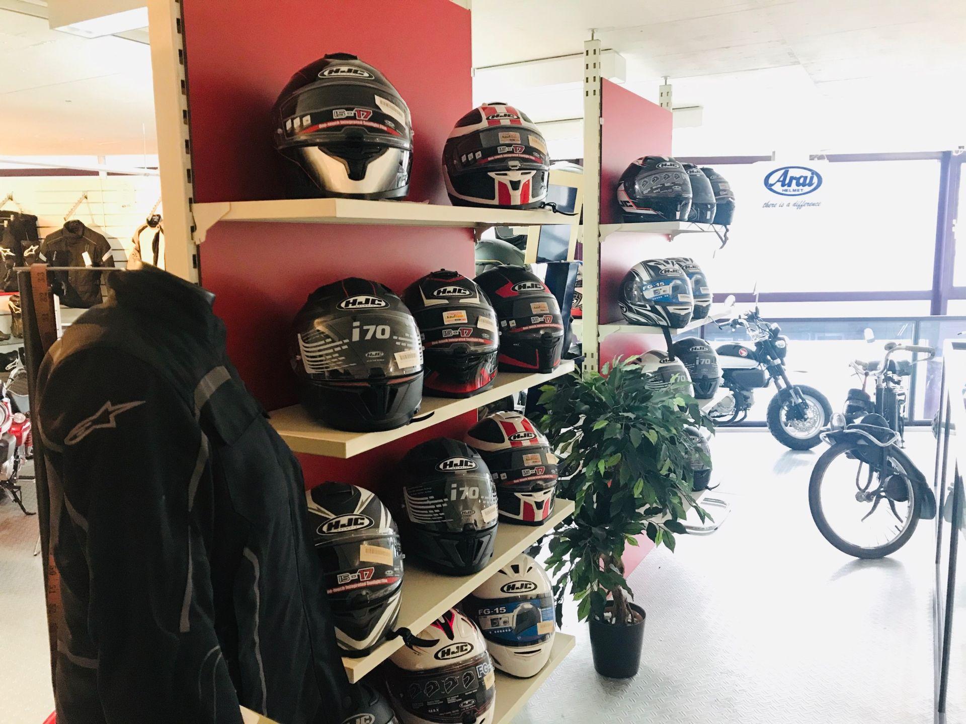 Helme Motorrad joho motosport ag